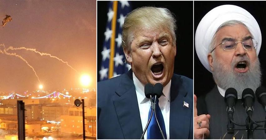 बगदाद में अमेरिकी दूतावास पर फिर दागे गए दो रॉकेट, अमेरिका-ईरान के बीच बढ़ा तनाव