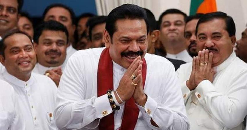 आज भगवान बुद्ध के दर्शन करने वाराणसी जाएंगे श्रीलंका के पीएम महिंदा राजपक्षे