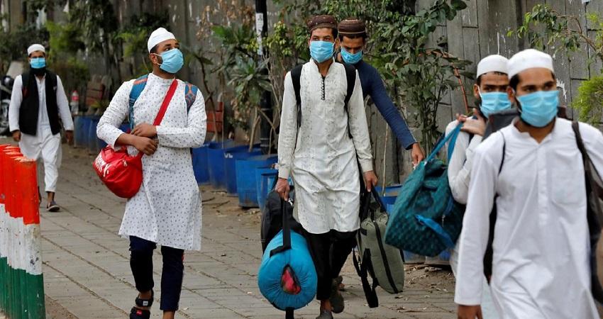 मरकज कार्यक्रम में शामिल होने वाले विदेशी जमातियों के भारत आने पर आजीवन रोक