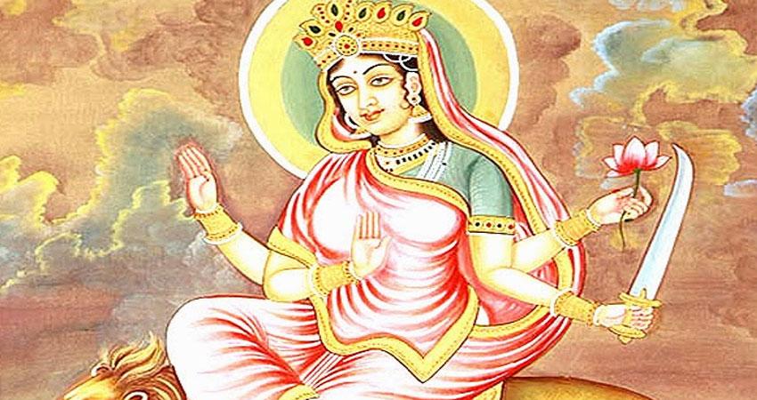 Navratri 2019 : छठे दिन होती है मां कात्यायनी की पूजा, ये है पूजा विधि