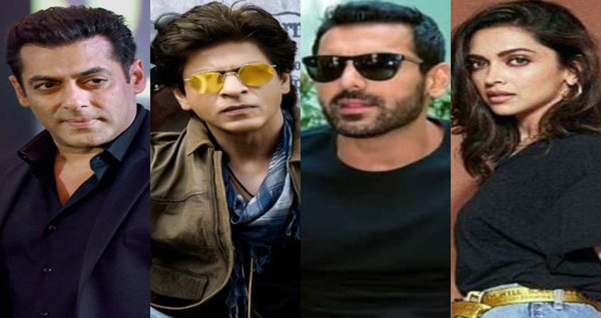इस मेगा बजट फिल्म में धमाल मचाएंगे शाहरुख, सलमान और जॉन, दीपिका का भी होगा दमदार रोल