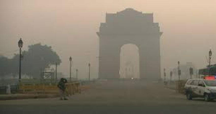 फिर राजधानी की हवा में घुला जहर, खतरनाक श्रेणी में पहुंचा दिल्ली का प्रदूषण