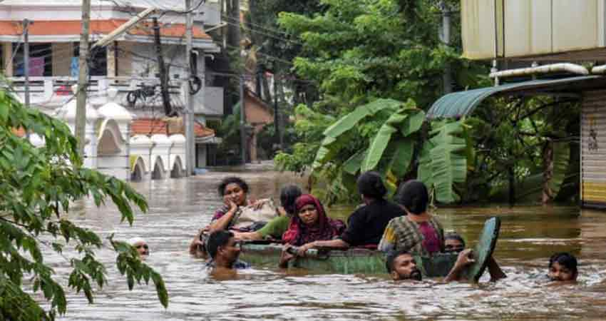 बाढ़ के बाद केरल में 'रैट फीवर' का खौफ, राज्य में रेड अलर्ट जारी