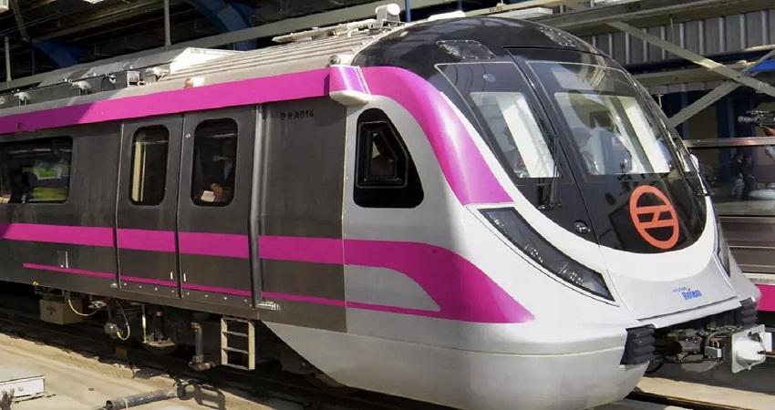 Driverless Delhi Metro: 28 दिसंबर से मेजेंटा लाइन पर बिना ड्राइवर के चलेगी मेट्रो