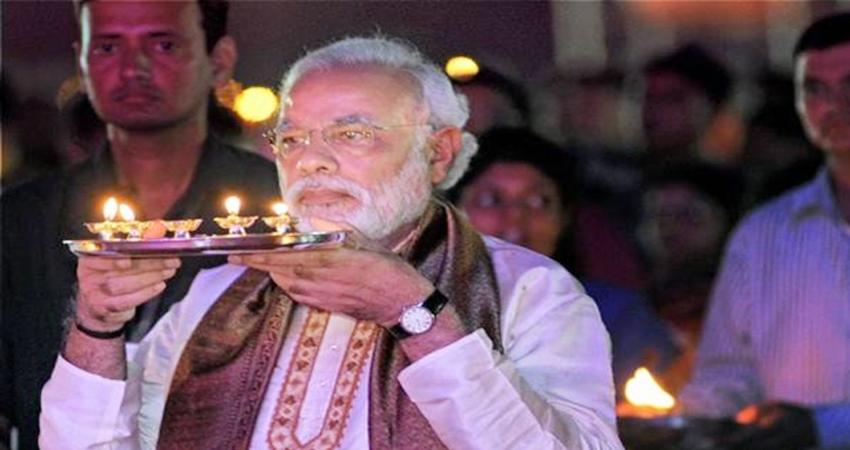 #नवरात्रि के पावन अवसर पर PM मोदी ने देश को दी शुभकामनाएं