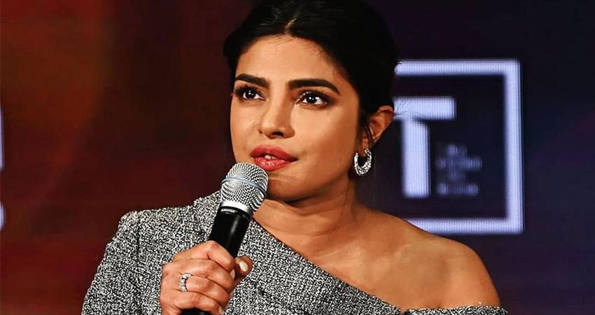 प्रियंका चोपड़ा ने किया सबसे बड़ा खुलासा, कहा- मुझे भी यौन उत्पीड़न का सामना करना पड़ा था