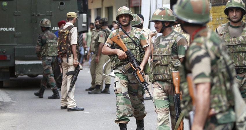 उरी : आर्मी कैंप के पास देखे गए दो संदिग्ध, सर्च ऑपरेशन जारी