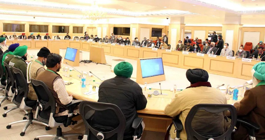 किसानों और सरकार के बीच दो मांगों को लेकर बनी सहमती, की गई ये अपील
