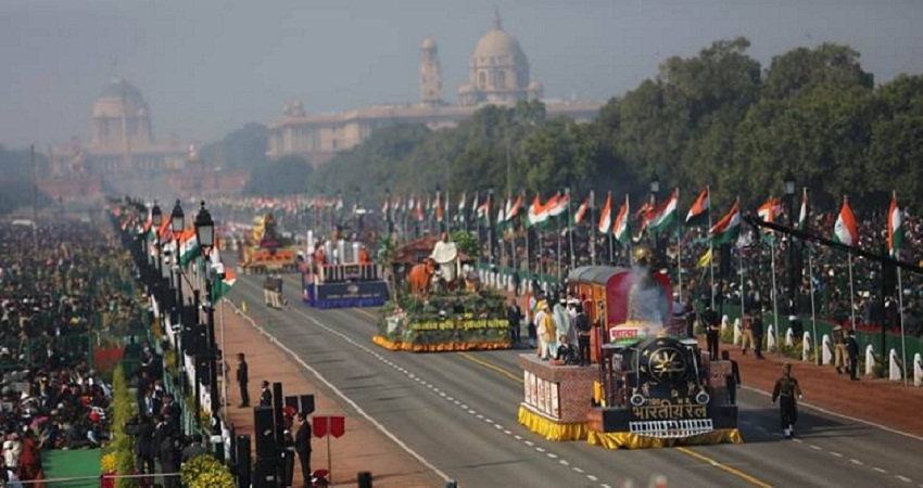 गणतंत्र दिवस समारोह में किसान आंदोलन का नहीं होगा असर! थ्री लेयर सिक्योरिटी का अभेद्य किला तैयार