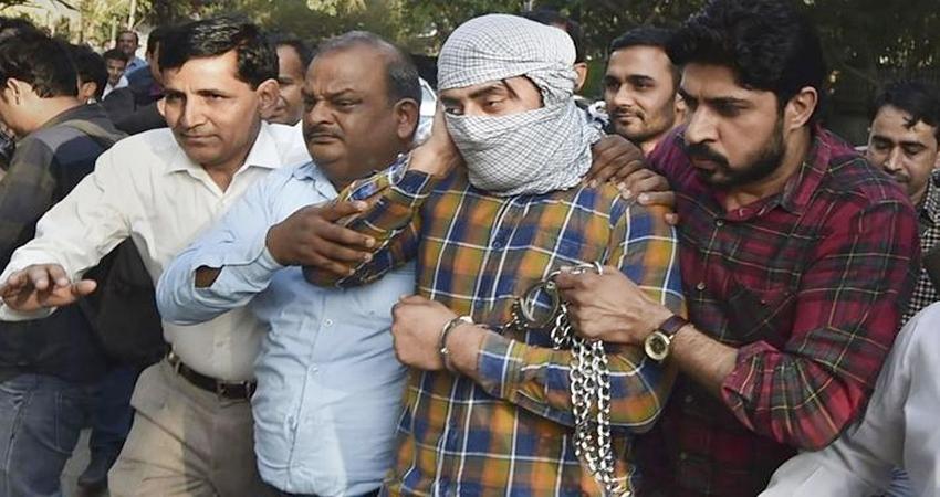 दिल्ली हिंसा: अब तक नहीं मिला सबूत, शाहरुख को 14 दिन की न्यायिक हिरासत