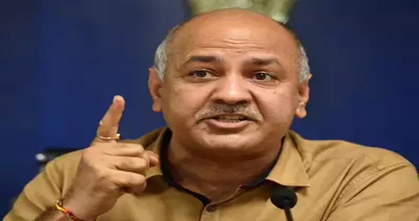अनधिकृत कॉलोनी: लोगों को 'फर्जी कागजात' पकड़ाकर गुमराह कर रही BJP- सिसोदिया