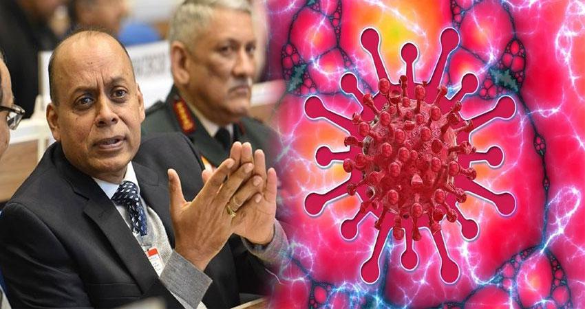 रक्षा मंत्रालय में कोरोना ने दी दस्तक! रक्षा सचिव में दिखे वायरस के लक्षण