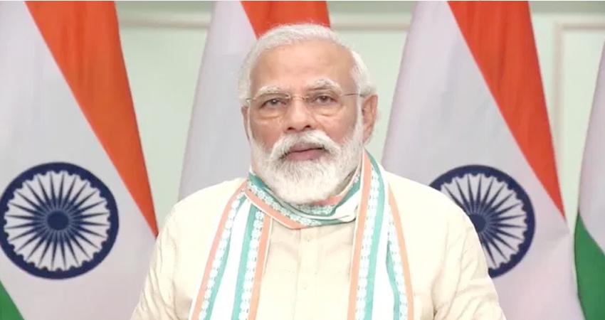 PM मोदी ने चैत्र नवरात्रि की दी शुभकामनाएं, ट्वीट कर लिखा- ये पावन अवसर हर्षोल्लास लेकर आए