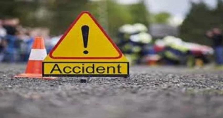कल ही खुले सीलमपुर फ्लाईओवर में हुआ दर्दनाक हादसा, बस ने युवक को कुचला