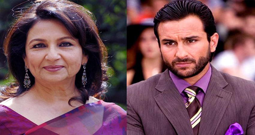 ''तांडव'' विवाद के बाद Sharmila Tagore की बिगड़ी तबियत, बेटे को दी खास सलाह