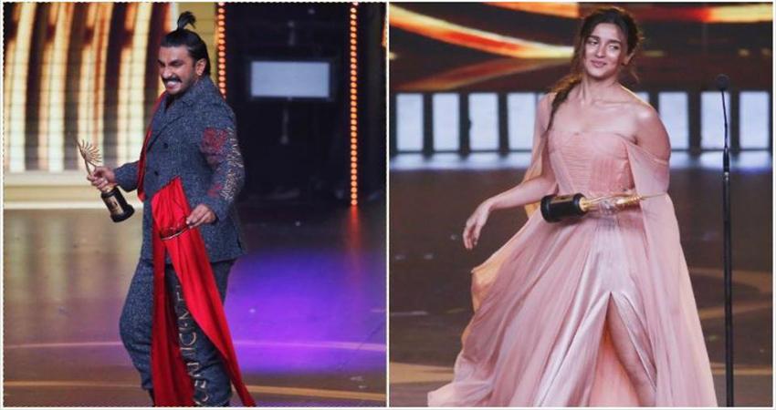 #iifa20: रणवीर को मिला Best Actor का अवॉर्ड तो आलिया बनी Best Actress, पढ़ें पूरी लिस्ट
