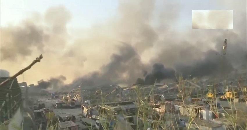 लेबनान विस्फोट: अब तक 73 की मौत, 3700 से ज्यादा घायल, एमरजेंसी लागू