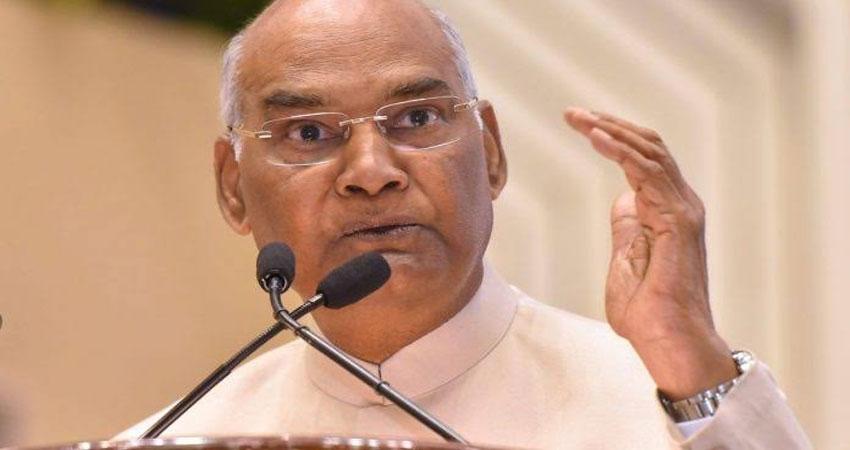 मतदान दिवस के मौके पर चुनाव आयोग जाएंगे राष्ट्रपति रामनाथ कोविंद