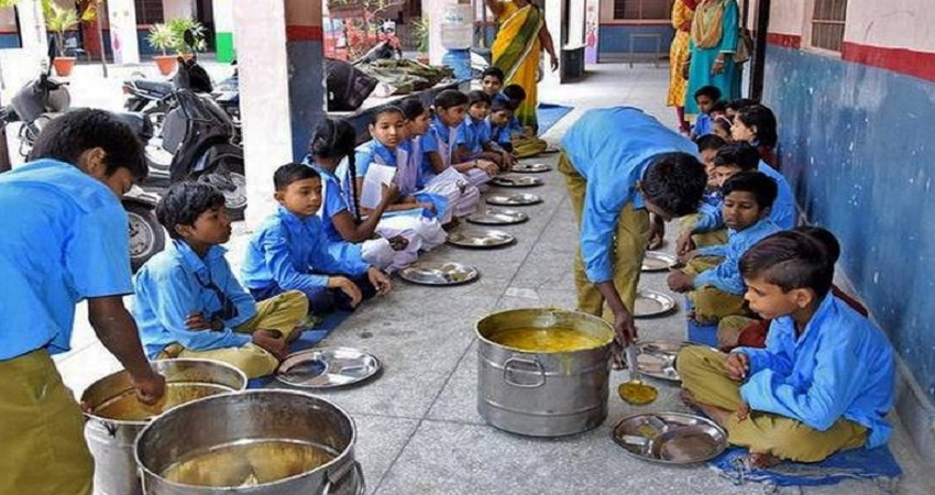 बच्चों को जुलाई से दिसंबर तक का मिड-डे-मील इस प्रकार देगी दिल्ली सरकार