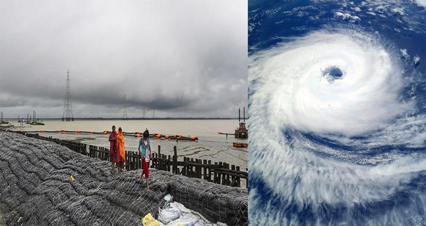 बंगाल के तटीय इलाकों से टकराया #Cyclone ''बुलबुल'', अगले 6-8 घंटों में मचा सकता है तबाही!