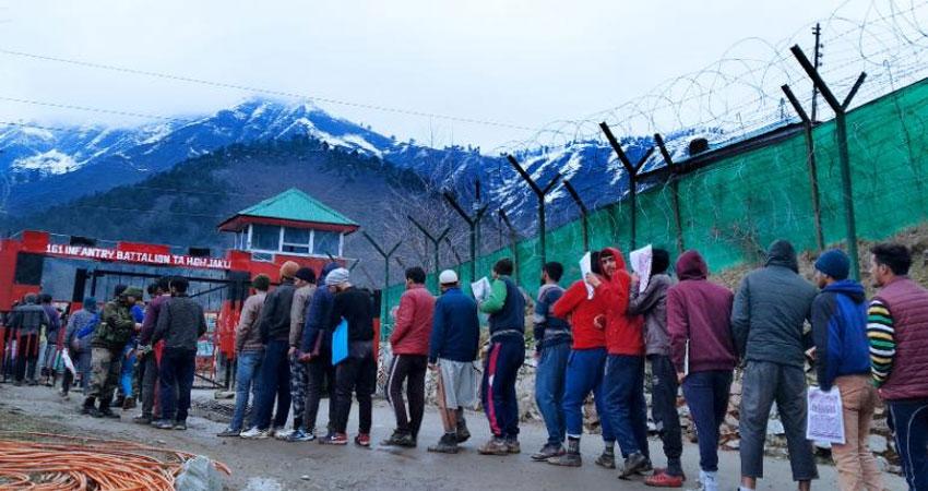 कश्मीर का हर दूसरा युवा 'अवसाद' का शिकार
