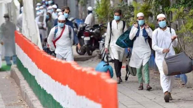 कोरोना कहर के बीच निजामुद्दीन में कैसे जुटी तब्लीगी जमात, दिल्ली पुलिस ने दी सफाई