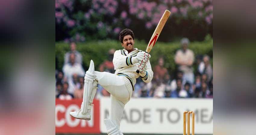 ''83'' में कपिल देव के ''नटराज पोज'' में दिखे रणवीर सिंह, सामने आया पोस्टर