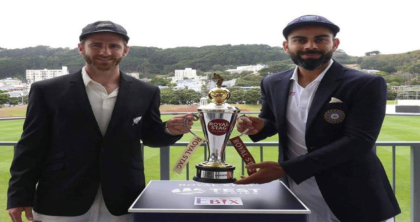 IND vs NZ: टीम इंडिया के खिलाफ न्यूजीलैंड ने की ठोस शुरुआत