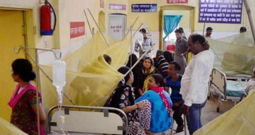 दिल्ली कैंट एरिया में डेंगू का प्रकोप, एक सप्ताह के अंदर 40 मामले आए