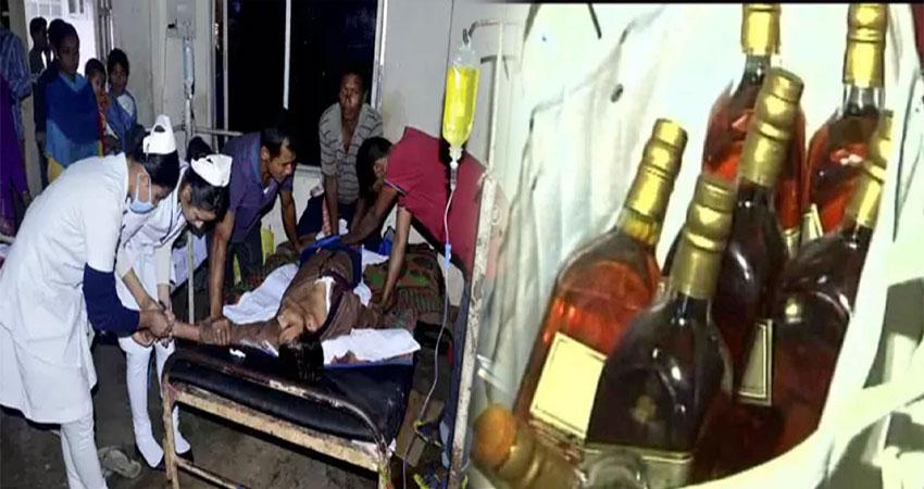 असम में जहरीली शराब पीने से 102 लोगों की मौत, कई की हालत नाजुक