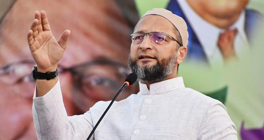 असदुद्दीन ओवैसी की बढ़ सकती है चिंता, CM नीतीश कुमार से मिले AIMIM के पांचों विधायक