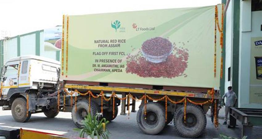 असम से अमेरिका जाएगा 'लाल चावल', निर्यात क्षमता को मिलेगा बढ़ावा