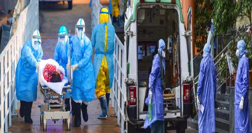 देश का पहला राज्य जहां कोरोना संक्रमितों की संख्या 1 हजार पार, 64 लोगों ने गंवाई जान