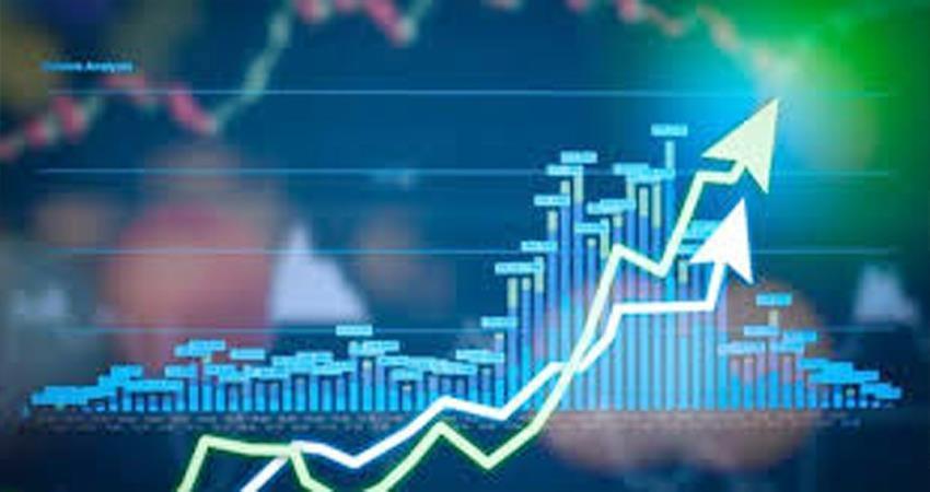 शेयर बाजार में जबरदस्त उछाल, सेंसेक्स 41 हजार से पार