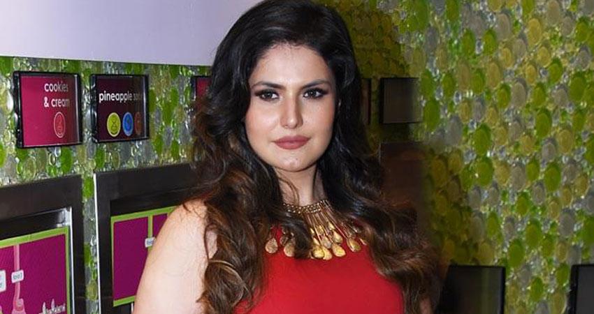 जरीन खान करना चाहती हैं पूजा भट्ट की बायोपिक में काम
