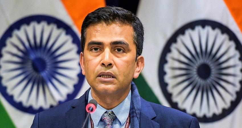 कश्मीर मुद्दे पर बोलने के बाद पाक को भारत ने लगाई लताड़, कही ये बात