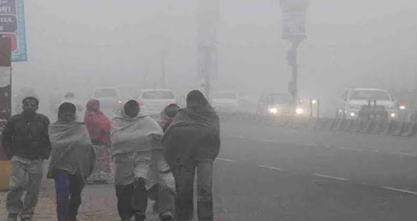उत्तर भारत में शीतलहर का कहर जारी, श्रीनगर हवाईअड्डे पर विमानों की आवाजाही बंद