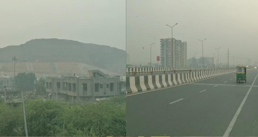 जहरीली हुई हवाः दिल्ली- NCR में लोगों का घुट रहा दम, गंभीर स्तर पर पहुंचा AQI