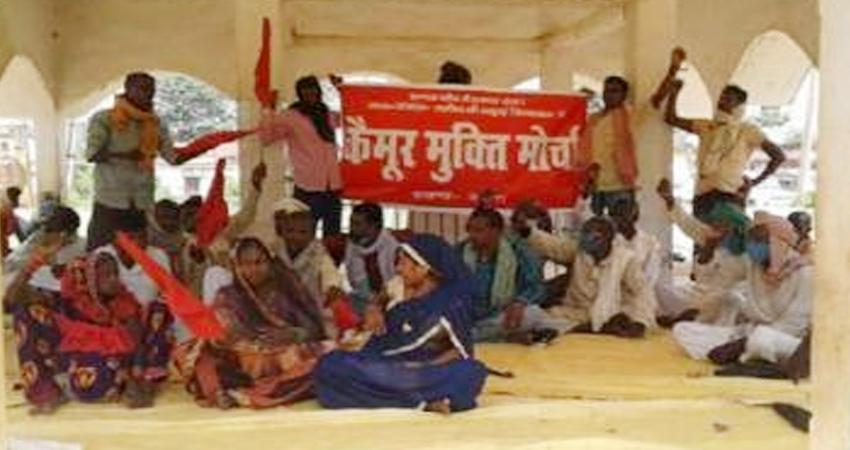 बिहार चुनाव 2020: 108 आदिवासी गांव चुनाव का करेंगे बहिष्कार, ग्रामीणों का पुलिस पर ये है आरोप