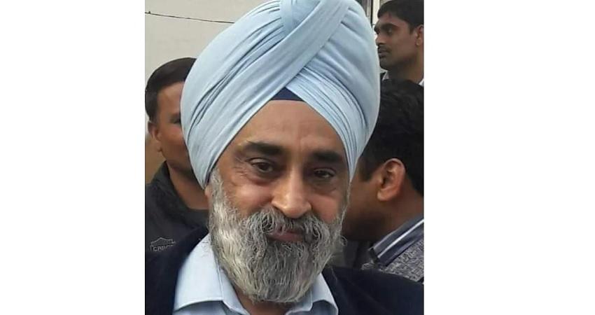 दिल्ली: BJP के पूर्व उपाध्यक्ष ने किया सुसाइड, पार्क की ग्रिल से लटका मिला शव