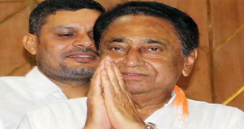 मध्यप्रदेश: पूर्व मुख्यमंत्री कमलनाथ बोले- ''कोरोना से बचना है तो करें हनुमान चालीसा का पाठ''