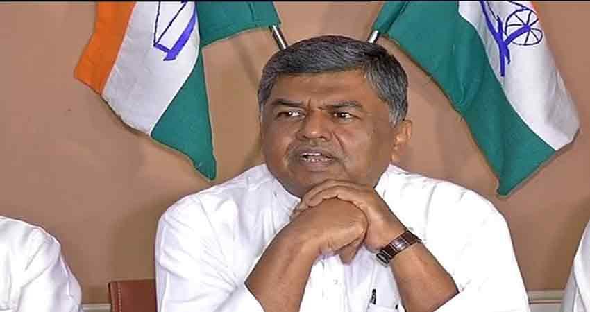 उपसभापति चुनाव: विपक्ष की तरफ से नहीं लड़ेगी NCP, बीके हरिप्रसाद हो सकते हैं UPA के उम्मीदवार