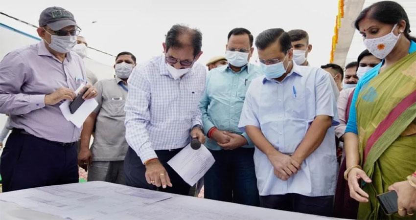 पड़ोसी राज्यों में पराली जलाने से दिल्ली में प्रदूषण बढ़ाः CMकेजरीवाल