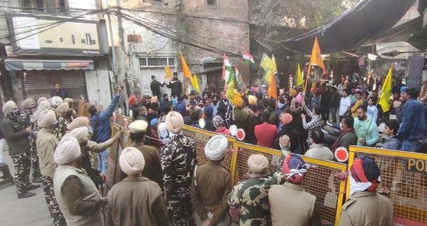पंजाब निकाय चुनाव में रिकॉर्ड 71.39 फीसदी मतदान, कई जहग हुई हिंसा, 17 फरवरी को घोषित होंगे परिणाम