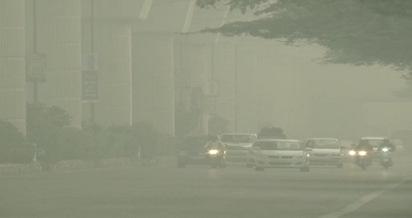 प्रदूषण से घुटती दिल्ली, पंजाबी बाग सहित कई इलाकों में जहरीली हवा,जानें आज का AQI