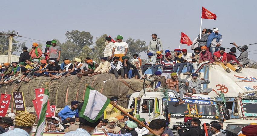 किसान आंदोलन: आज पंजाब- हरियाणा से बड़ी संख्या में दिल्ली कूच की तैयारी
