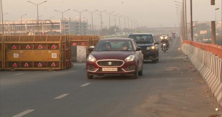 दिल्ली एनसीआर आने-जाने वाले ध्यान दें, 26 जनवरी से बंद NH-24 आज से खुला