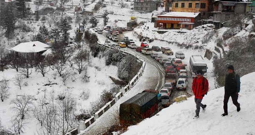 उत्तर भारत में शीतलहर का प्रकोप, अगले 24 घंटे में हो सकती है बारिश