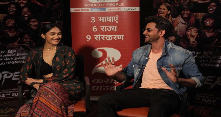 #Exclusive Interview: आनंद कुमार के संघर्ष की कहानी है सुपर 30 - रितिक रोशन