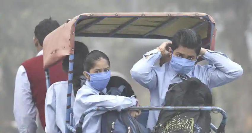सांस से जुड़ी बीमारियों से ग्रस्त लोग रहें सावधान, अभी और बढ़ेगा दिल्ली में वायु प्रदूषण